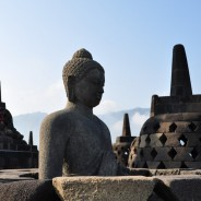 The Temples of Borobudur and Prambanan