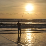 Picture of the Day: Fisherman at Sunset in Bali