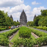 Picture of the Day: Prambanan at a Distance