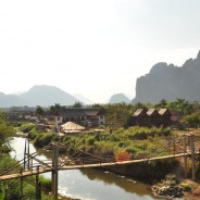 The Bartending &#8216;Lifeguards&#8217;  of Vang Vieng