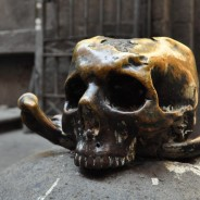 Adopting a Skull in Naples