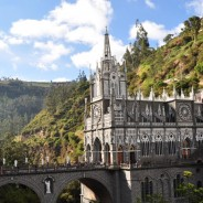 Photos: Stopping by Las Lajas Before Crossing the Border