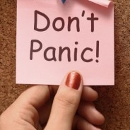 Don&#8217;t Panic